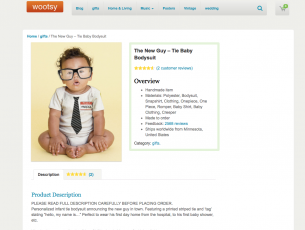 Wootsy theme for woo commerce