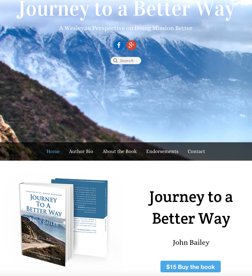 wordpress project book website