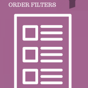 woocommerce order filters